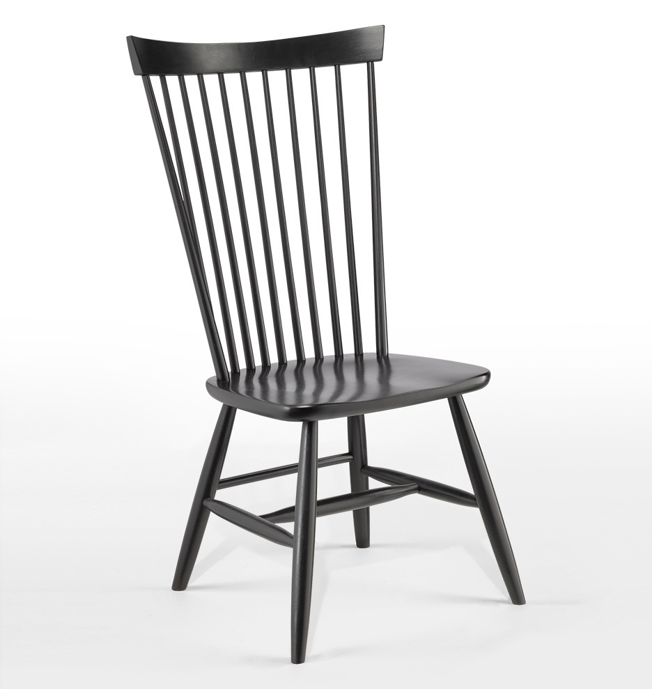 high back dining chair  rejuvenation -