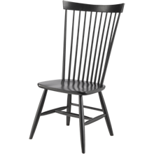 Comb-Back Chair