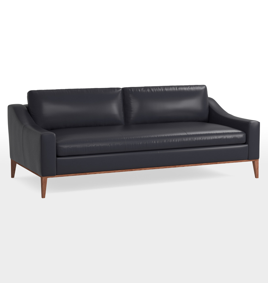 Laurelwood Leather Sofa