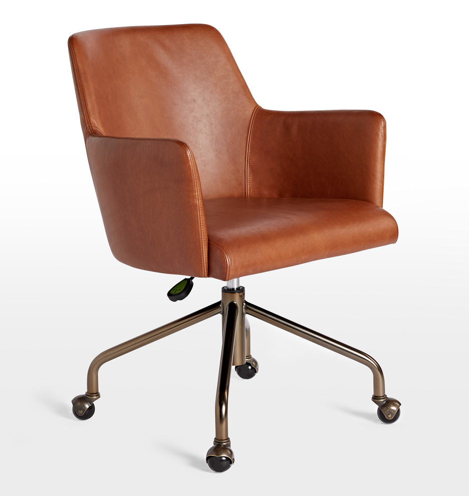 office swivel chair with Dexter Desk Chair Cognac Leather on Le Corbusier Style Chaise Longue also Office Chair Casters For Herman Miller Office Chairs Aeron additionally 1963749 as well X99 Seminar moreover Watch.