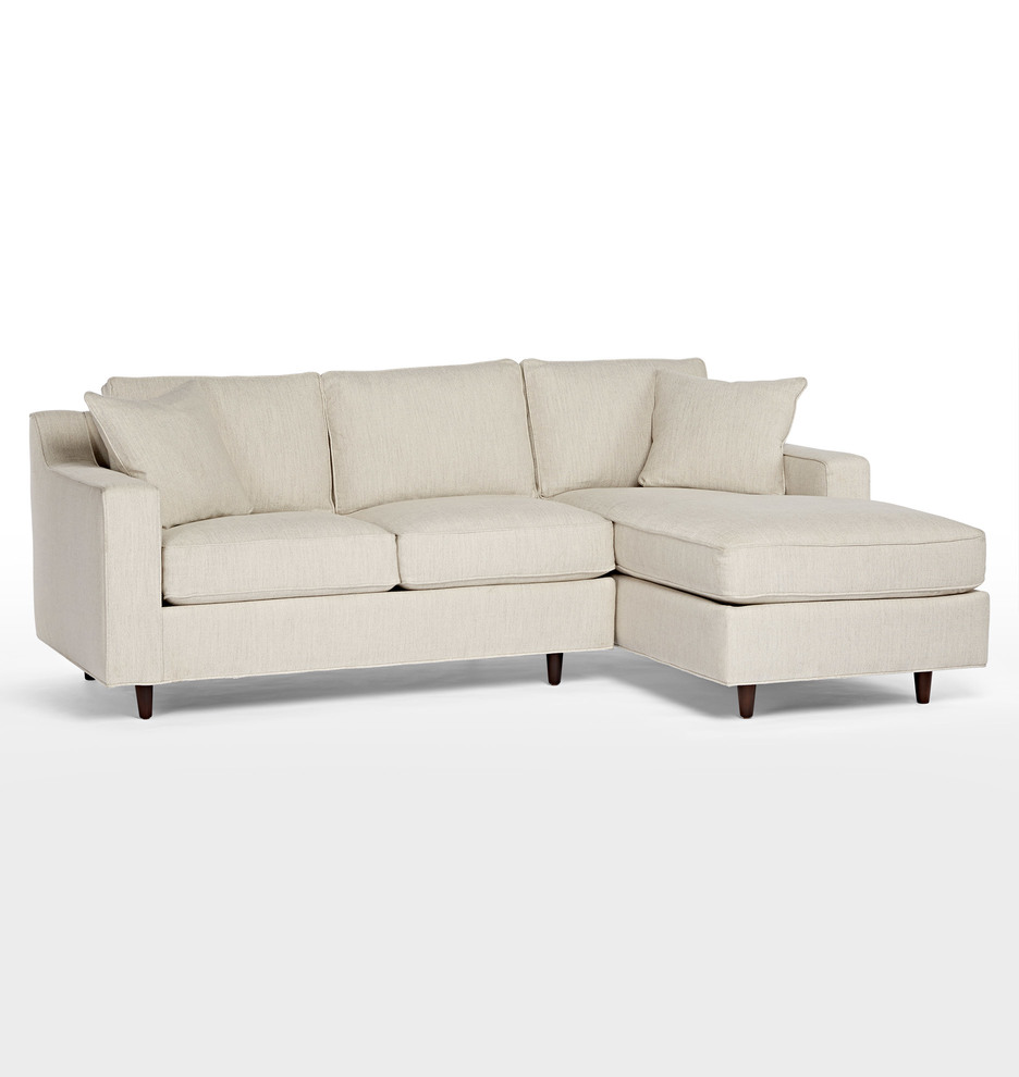 sc 1 st  Rejuvenation : small sectional sofas with chaise - Sectionals, Sofas & Couches