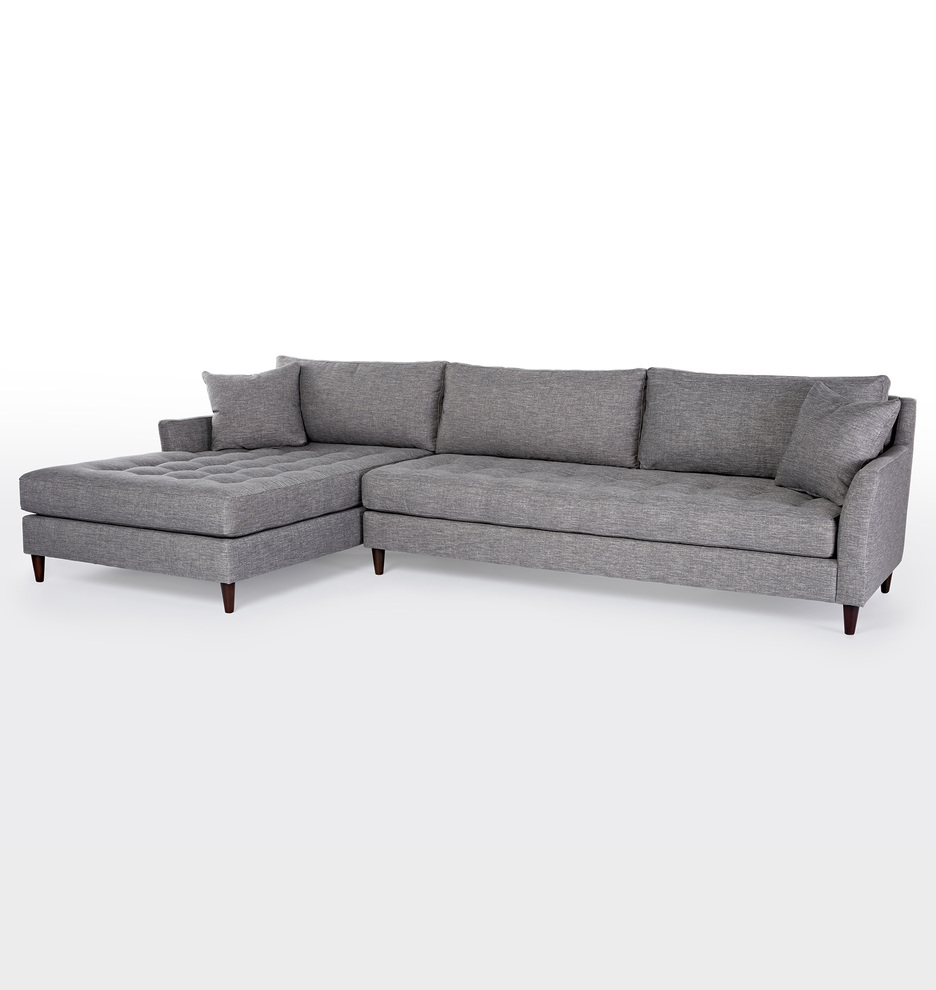 Hastings Sectional Sofa Chaise Left