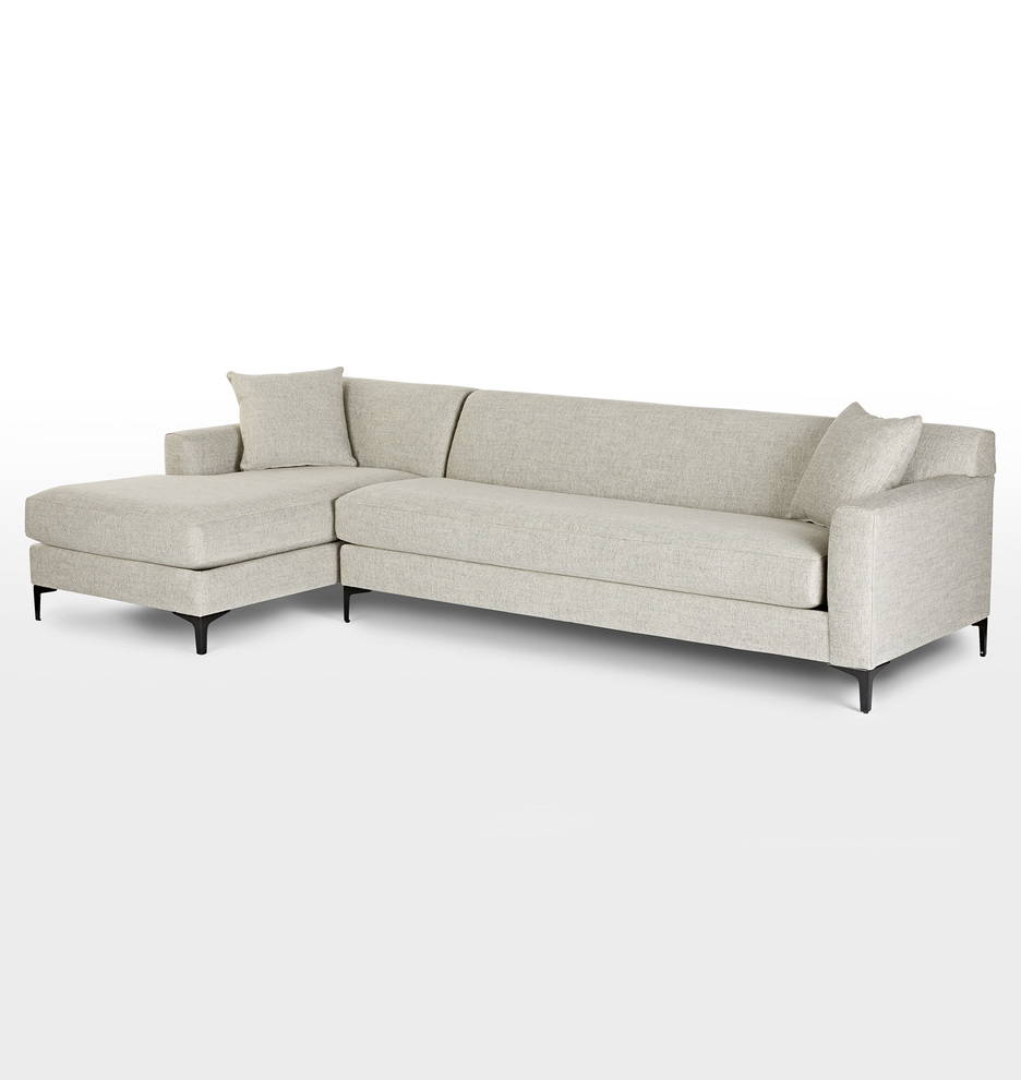 sc 1 st  Rejuvenation : sectional sofa with chaise - Sectionals, Sofas & Couches