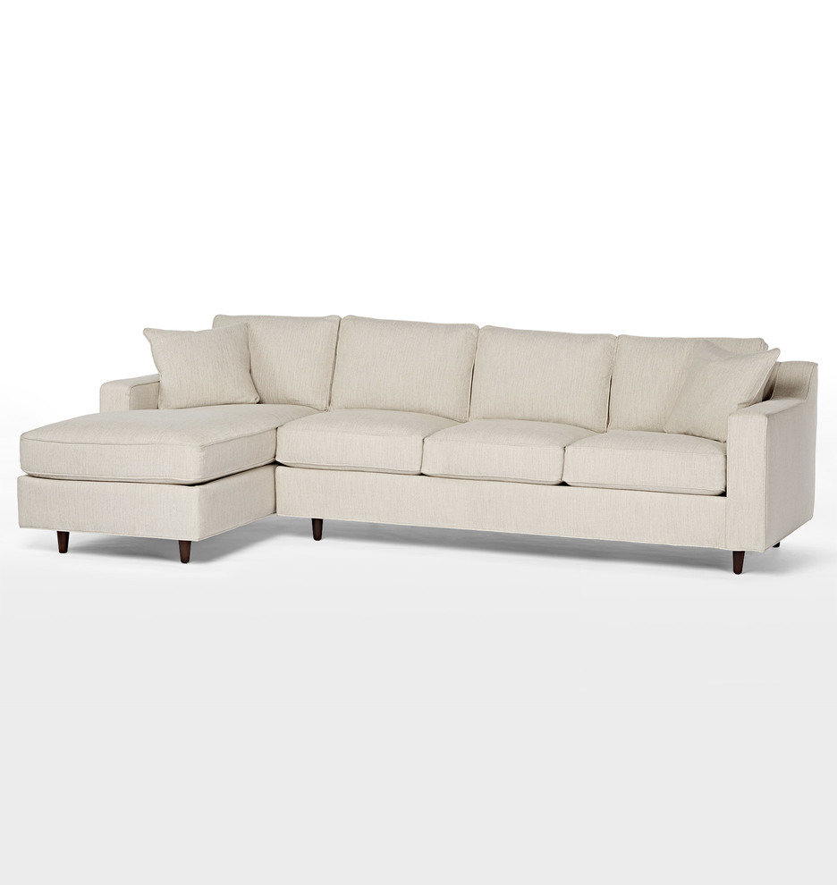sc 1 st  Rejuvenation : sectional sofa left chaise - Sectionals, Sofas & Couches