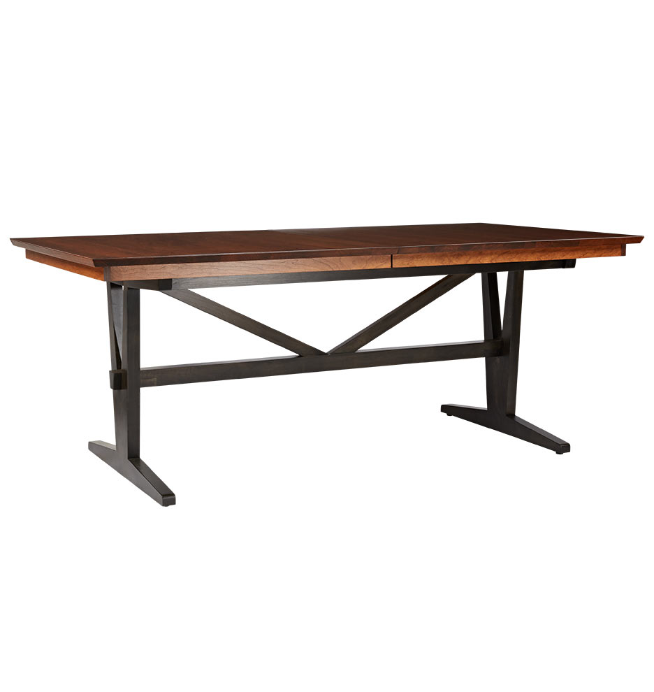 cascade rectangle extendable dining table rejuvenation