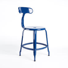 Nicolle Table Stool with Back