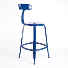 Nicolle Counter Stool with Back