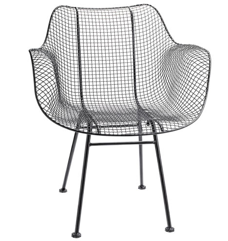 Modern Wire Chair Rejuvenation