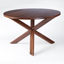 Rogue Round Dining Table - 48""