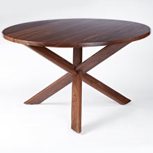 Rogue Round Dining Table - 54""