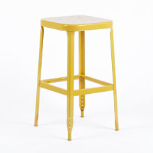 Aurora Industrial Counter Stool