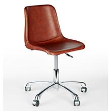 Bond Leather Desk Chair