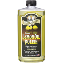 Natural Lemon Oil