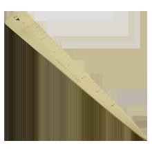 Letter Opener and Ruler
