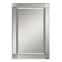 Etched-Corners Mirror