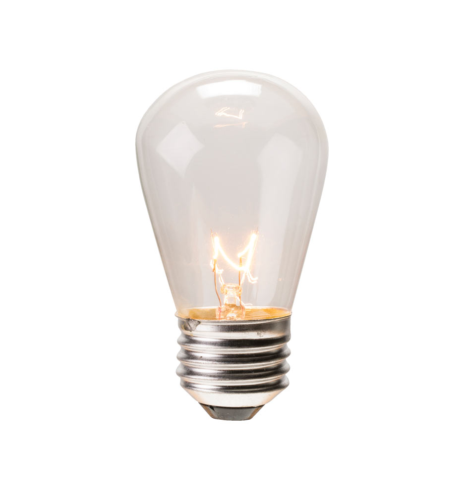 String Lights Replacement Bulbs : Filament Replacement Bulb for Plaza String Lights Rejuvenation