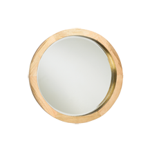 Small Mango Wood Mirror