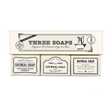 Izola Oatmeal Soap Set