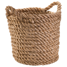 Abaca Rope Basket