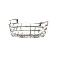 Medium Shallow Wire Basket