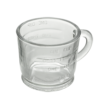 1-Cup Measuring Glass