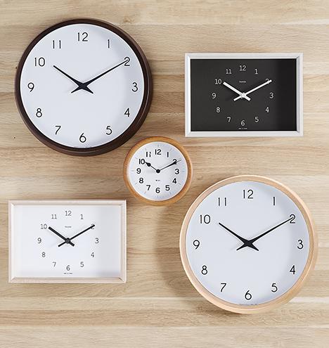 Clocks base m