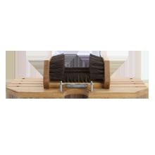 Wood Foot Scraper