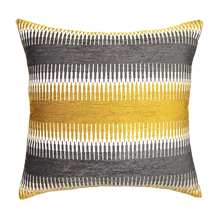Zinc Skyline Pillow