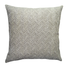 Zinc Chevron Pillow