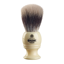Kent Silvertex Shaving Brush