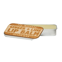 Otter Wax Lime Lip Balm