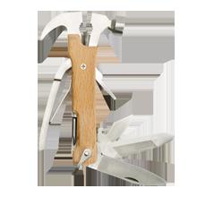 Wood Multi-Tool and Hammer
