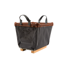 Steele Canvas Basket - Gray