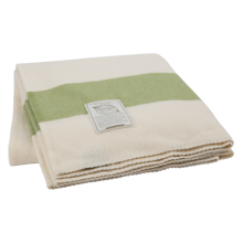 Woolrich Soft Green Allegheny Blanket