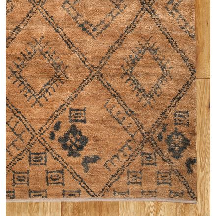 orange pattern rug striped rugs turkish rugs rejuvenation
