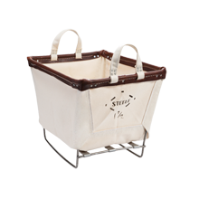 Small Steele Canvas Laundry Bin - Natural