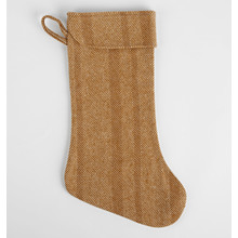 Pendleton Herringbone Stripe Stocking