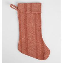 Pendleton Herringbone Stripe Stocking