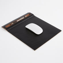 Modern Leather Mouse Pad