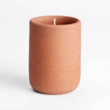 East Fork Stoneware Candle