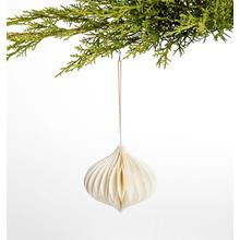 Paper Mid-Century Ornament