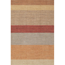 8' x 10' Tweed Stripe Rug