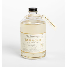 U.S. Apothecary Elderflower + Vetiver Bubble Bath