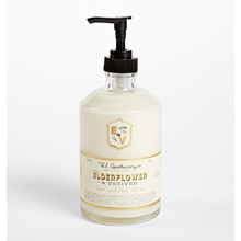 U.S. Apothecary Elderflower + Vetiver Hand Lotion