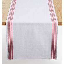 Farmhouse Stripe Table Runner