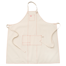 Raw Materials Design Chef's Bib Apron