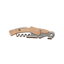 Classic Wood Bottle Opener