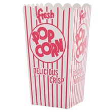 Popcorn Boxes - Set of 6