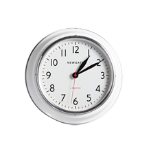 Cookhouse Clock - White
