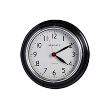 Cookhouse Clock - Black